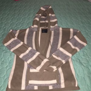 American eagle outfitters hoodie size extra small